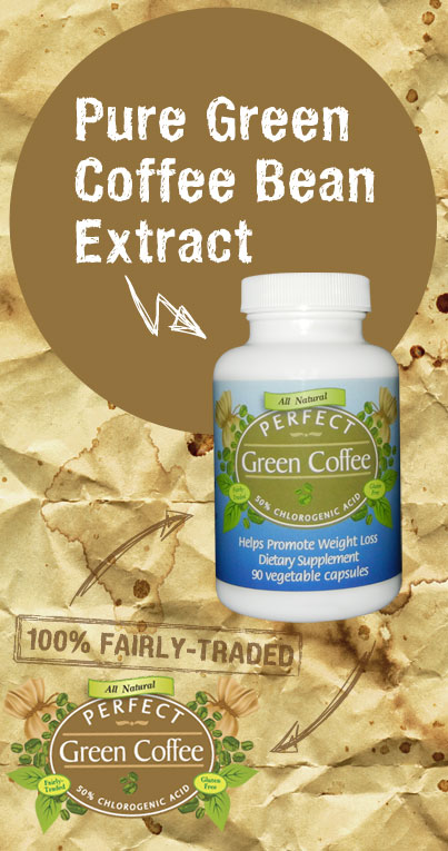 Pure Green Coffee Bean Extract The Truth On Weight Loss Dosage